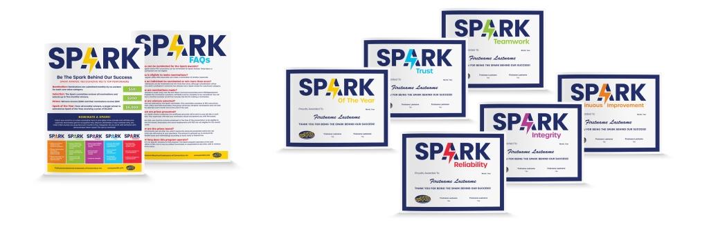 Spark Print