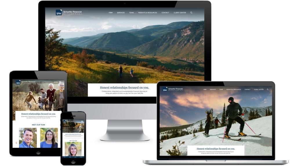 Schaefer Financial Website