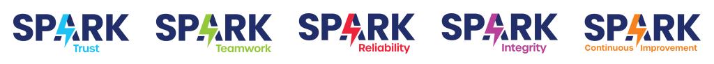 Spark Logo Set