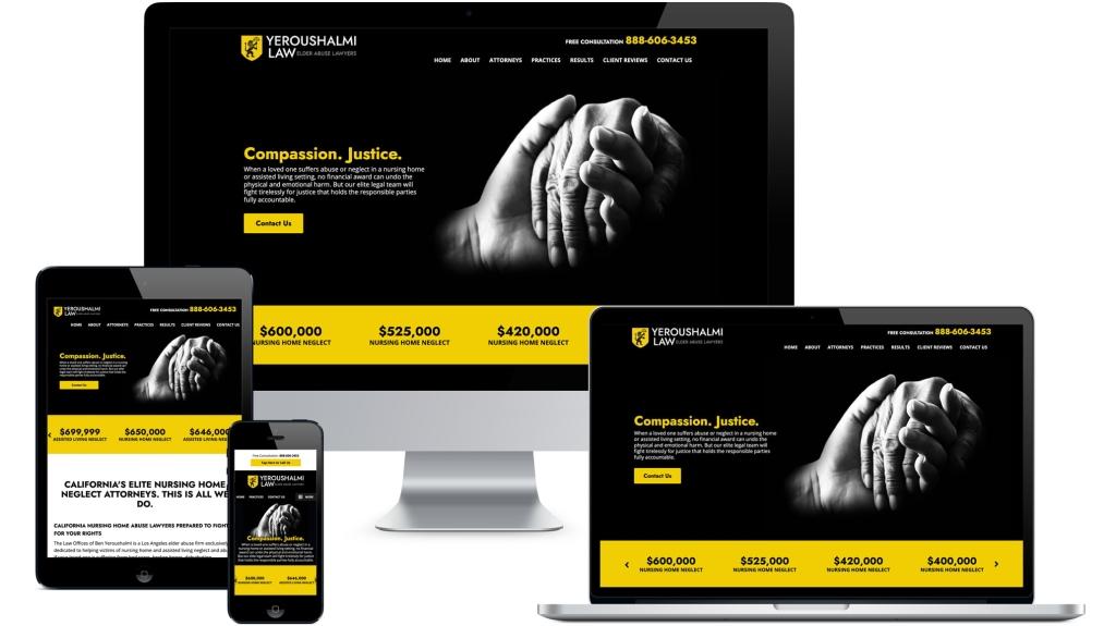 Yeroushalmi Law Web